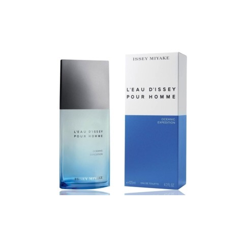 L'Eau d'Issey pour Homme Oceanic Expedition 125ml - ISSEY MIYAKE. Perfumes Paris