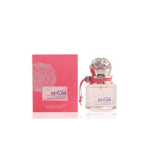 Viaje a Ceylan Woman EDT - ADOLFO DOMINGUEZ. Perfumes Paris