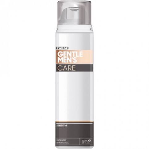 Tabac gentle men's gel afeitado sensible 200ml - TABAC. Perfumes Paris