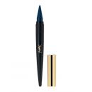 Couture Kajal 3 bleu petrole