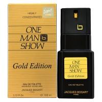 One Man Show Gold EDT - JACQUES BOGART. Comprar al Mejor Precio y leer opiniones