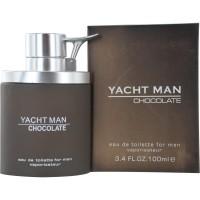 Yacht Man Chocolat EDT - YACHT MAN. Comprar al Mejor Precio y leer opiniones