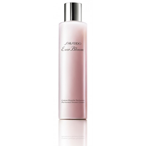 Shiseido ever bloom shower cream 200ml - SHISEIDO. Perfumes Paris
