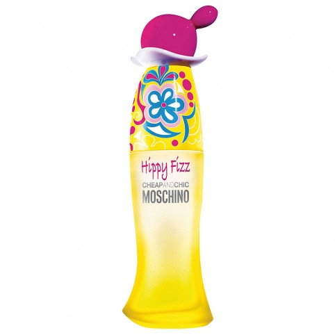 Moschino hippy fizz edt 100ml - MOSCHINO. Perfumes Paris