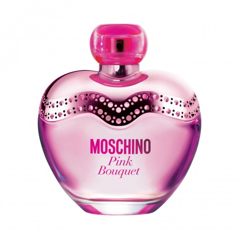 Moschino pink bouquet edt 100ml - MOSCHINO. Perfumes Paris