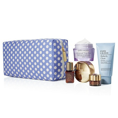 Set lauder advanced time 50ml+ 3 mini tallas - ESTEE LAUDER. Perfumes Paris