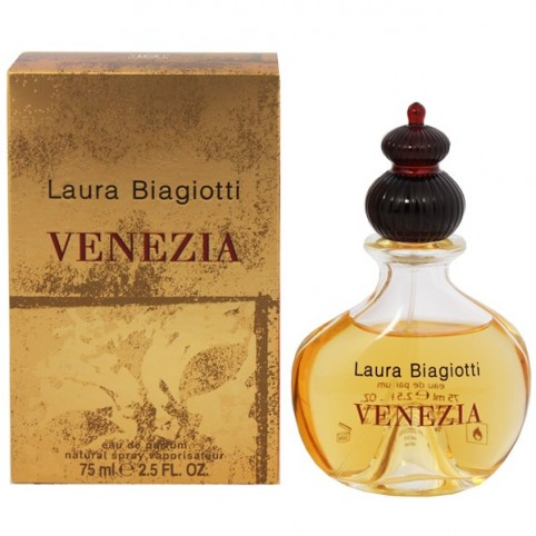 Venezia laura biagiotti edp 75ml - LAURA BIAGIOTTI. Perfumes Paris