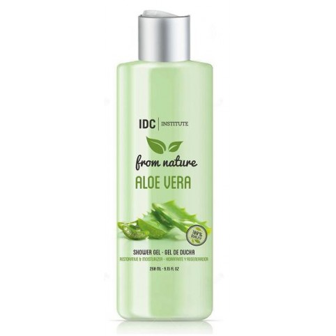 Idc from nature gel aloe vera 260ml - IDC. Perfumes Paris