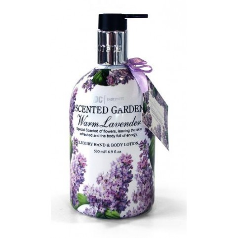 Idc scented garden body milk lavanda 100ml - IDC. Perfumes Paris