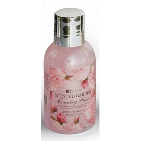 Idc scented garden gel country rose 100ml - IDC. Perfumes Paris