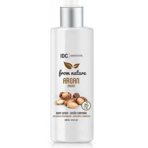 Idc from nature argan body lotion 260ml - IDC. Perfumes Paris