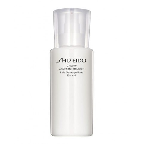 Shiseido perfect clean creamy emulsion 200ml - SHISEIDO. Perfumes Paris