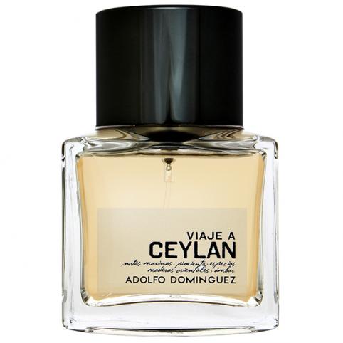 viaje a ceylan hombre - ADOLFO DOMINGUEZ. Perfumes Paris