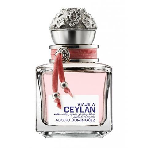 viaje a ceylan mujer - ADOLFO DOMINGUEZ. Perfumes Paris