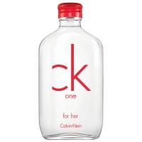 CK One Red for Her EDT - CALVIN KLEIN. Comprar al Mejor Precio y leer opiniones