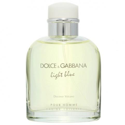 Light Blue Pour Homme Discover Vulcano EDT - DOLCE & GABBANA. Perfumes Paris
