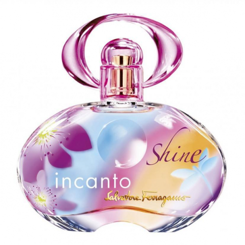 Incanto Shine EDT 100ml - SALVATORE FERRAGAMO. Perfumes Paris