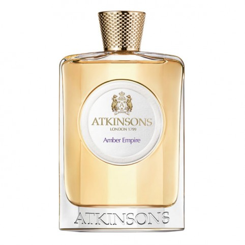 Atkinsons amber empire woman edt 100ml - ATKINSONS. Perfumes Paris