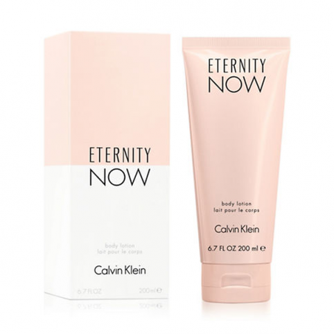 Eternity now woman body 200ml - CALVIN KLEIN. Perfumes Paris