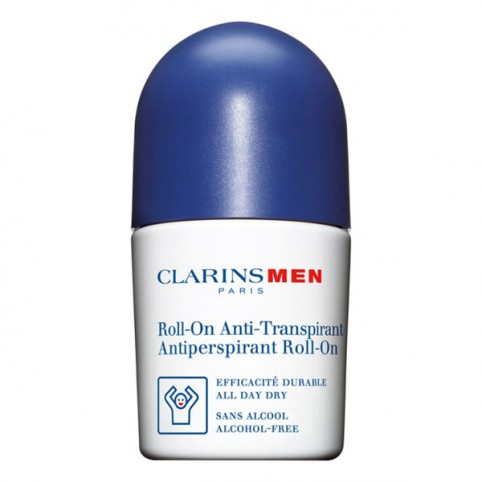 Clarins men desodorante roll-on 50ml - CLARINS. Perfumes Paris
