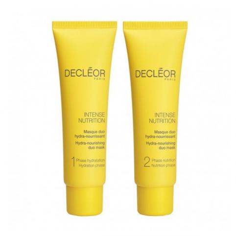 Decleor intense nutrition duo mask 2 x 25ml - DECLEOR. Perfumes Paris