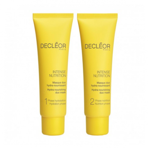 Decleor intense nutrition duo mask 2 x 25ml - DECLEOR. Perfumes Paris
