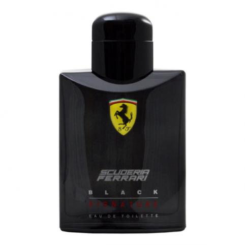 Ferrari black signature edt 125ml - FERRARI. Perfumes Paris
