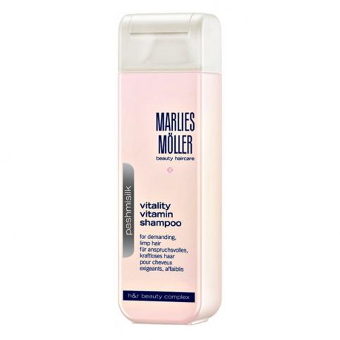 Marlies moller vitality vitamin champu 200ml - MARLIES MOLLER. Perfumes Paris