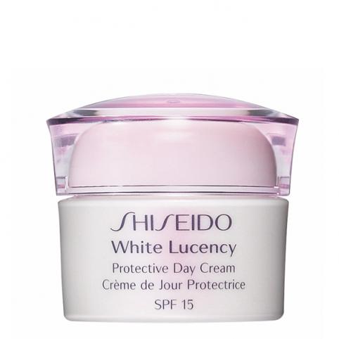 White Lucency Crema Día Protective - SHISEIDO. Perfumes Paris