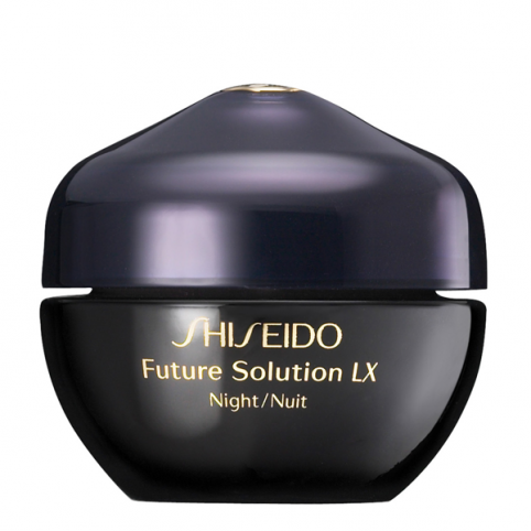 Future Solution Crema Noche LX Total Regenerating 50ml - SHISEIDO. Perfumes Paris