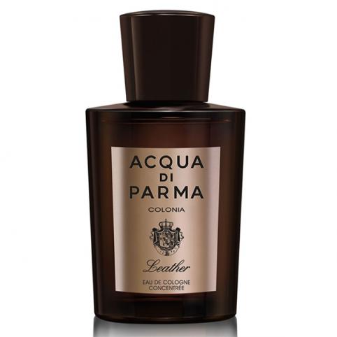 Acqua di parma leather edc concentree 180ml - ACQUA DI PARMA. Perfumes Paris