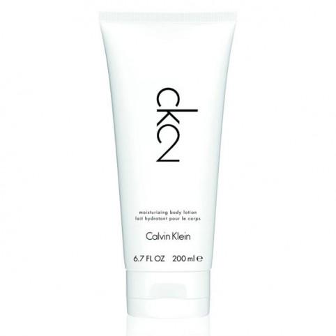 Ck2 body lotion 200ml - CALVIN KLEIN. Perfumes Paris
