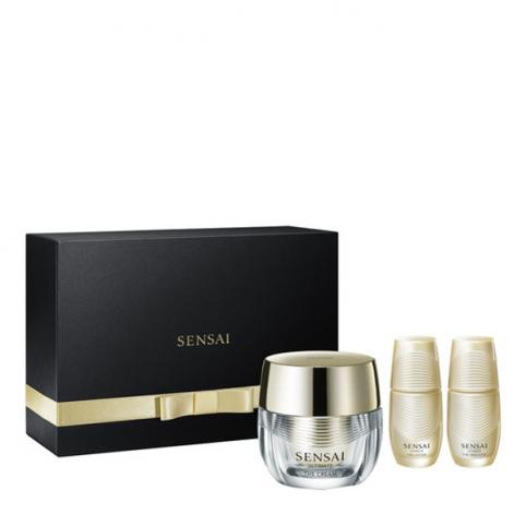 Kanebo sensai ultimate the cream 40ml+lot 16ml+emul 16ml - KANEBO. Perfumes Paris