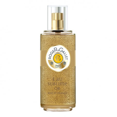 Roger gallet bois d'orange eau sublime or 100ml - ROGER & GALLET. Perfumes Paris