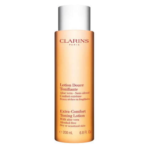 Clarins tonico douceur 200ml@ - CLARINS. Perfumes Paris