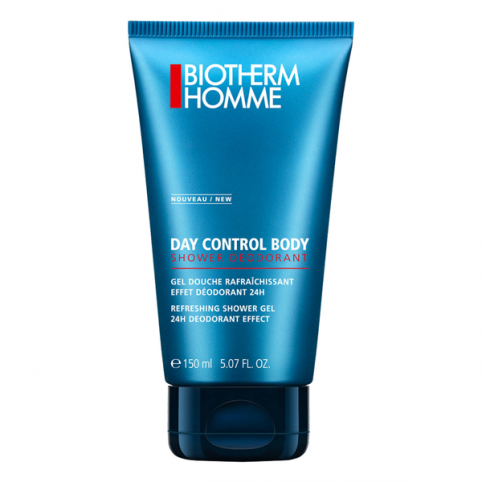 Biotherm homme day control shower gel-deodorant 24h. 150ml - BIOTHERM. Perfumes Paris