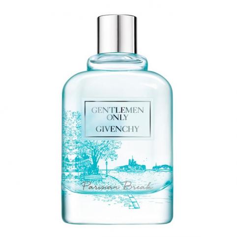 Gentlemen only parisian break edt 50ml - GIVENCHY. Perfumes Paris