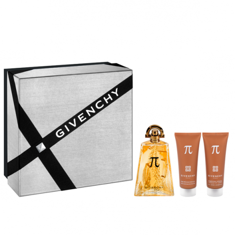 Set givenchy pi edt 100ml+champu+after shave - GIVENCHY. Perfumes Paris