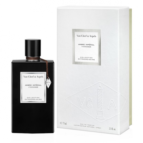 Van cleef & arpels ambre imperial edp 75ml - VAN CLEEF & ARPELS. Perfumes Paris