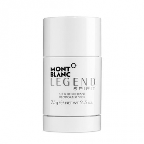 Montblanc legend spirit for men deo stick 75ml - MONTBLANC. Perfumes Paris
