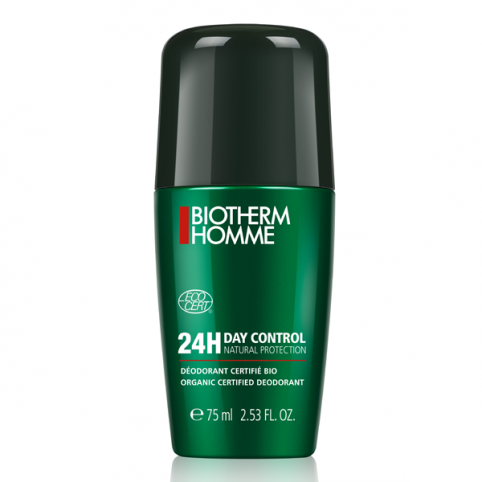 Biotherm homme day control deo ecocert 24 h.75ml - BIOTHERM. Perfumes Paris