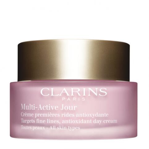 Clarins mult active dia crema t/t piel 50ml - CLARINS. Perfumes Paris