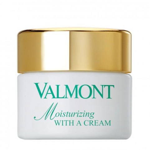 Moisturizing with a Cream - VALMONT. Perfumes Paris