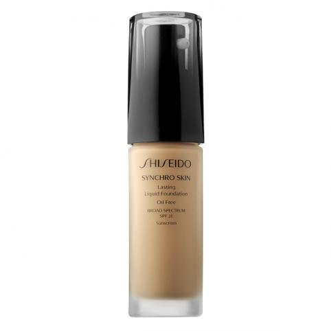 Synchro Skin Lasting Liquid Foundation - SHISEIDO. Perfumes Paris