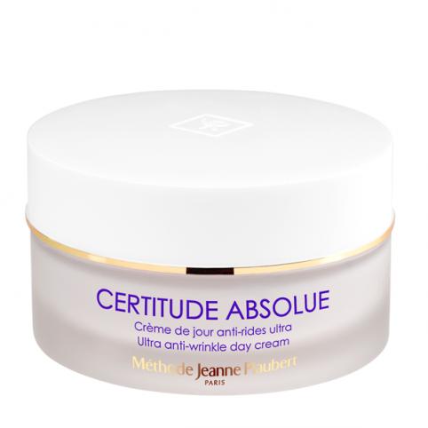 Certitude Absolue Jour Anti-Rides Ultra - JEANNE PIAUBERT. Perfumes Paris