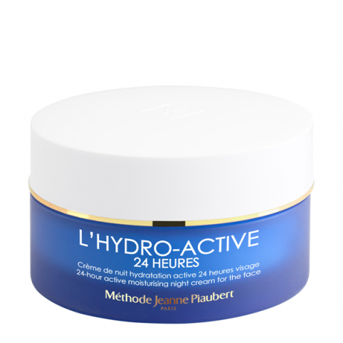 L'Hydro Active 24H Creme Nuit - JEANNE PIAUBERT. Perfumes Paris