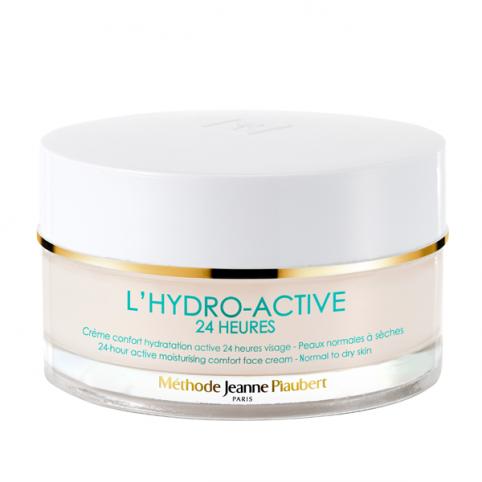 L'Hydro-Active 24H Crema Fluida P/Normales-Secas - JEANNE PIAUBERT. Perfumes Paris
