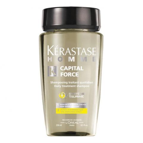 Kerastase champu hombre force vital energizing 250ml - KERASTASE. Perfumes Paris