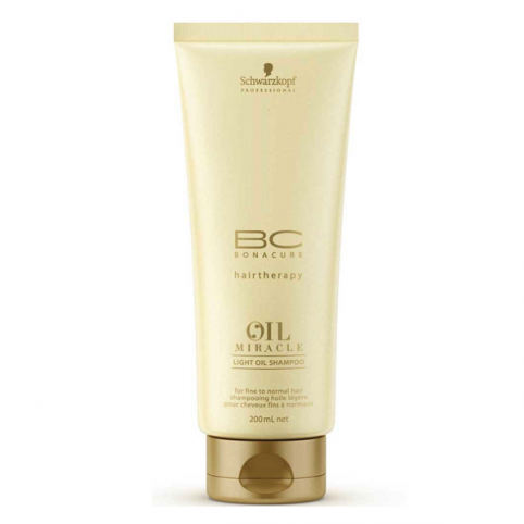 BC Oil Miracle Light Champú - SCHWARZKOPF. Perfumes Paris