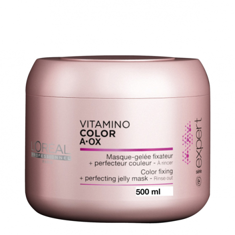 L'oreal expert mascarilla vitamino color a.ox 500ml - L'OREAL PROFESSIONAL. Perfumes Paris